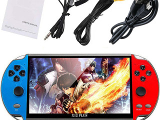 X12 DRAAGBARE CONSOLE + 1000 7 'TABLET RETRO GAMES