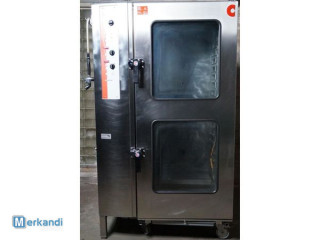 Convotherm combi-steamer OD 20.10 P Made in Germany voor grote keukens