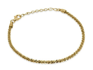 Twinkle Chain Armband 18.5 cm - 925 Zilver Made in Italy