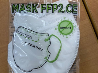 MASKER FFP2 CE MADE IN ITALY MASKERS